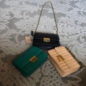 Jcrew women's crossbody/clutch handbag